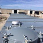 Fully Refurbished External Manifold Vapor Tight Frac Tank